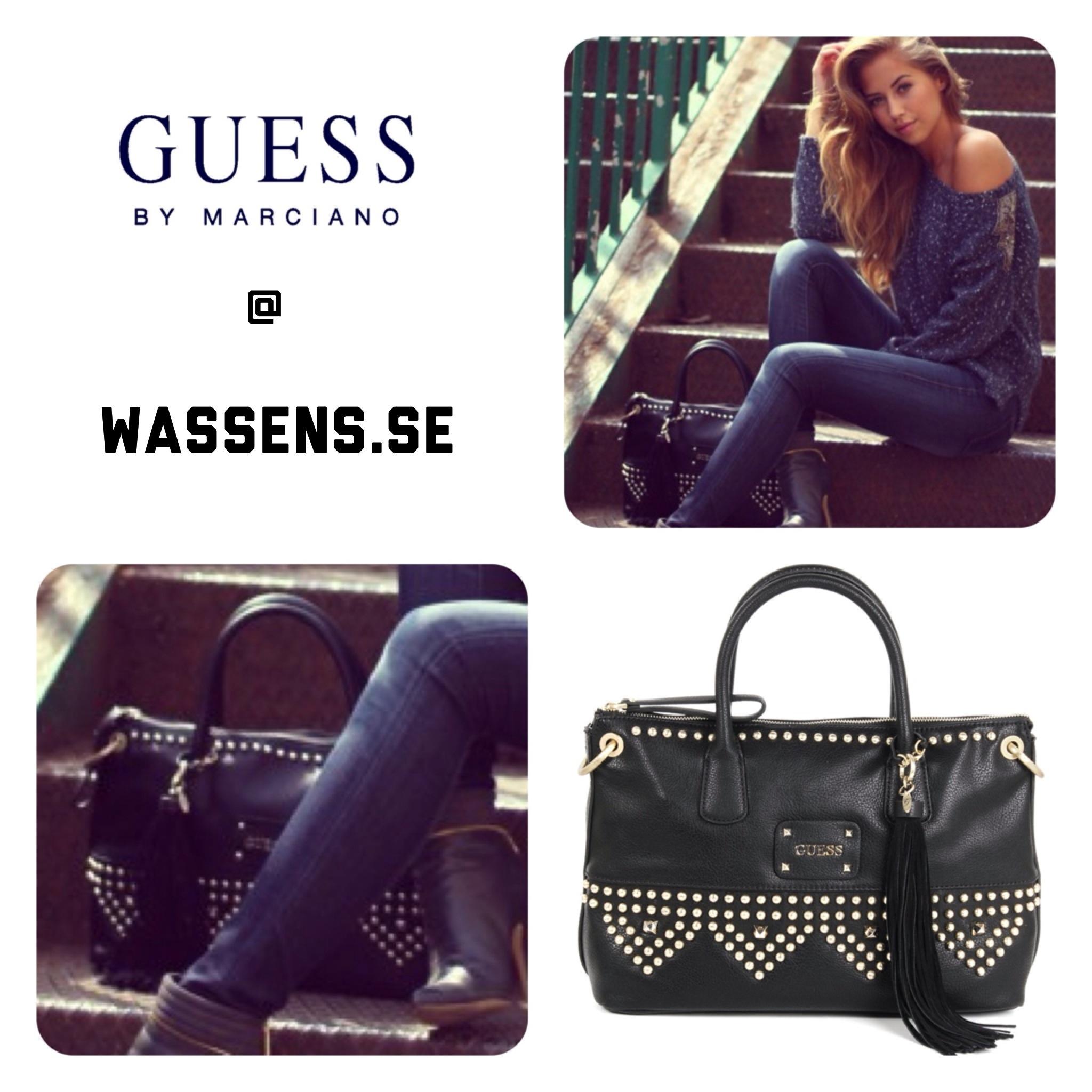 Guess Väskor Wassens : Kenza och guess